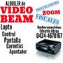 Alquiler De Video Beam,valencia