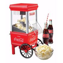 Maquina Para Hacer Palomitas Nostalgia Edicion Coca Cola