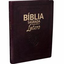 Bíblia Sagrada Reflexões De Lutero Almeida Atualizada Media