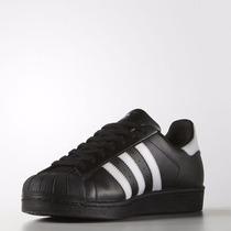 Zapatillas Adidas Original Superstar Foundation Preg. Stock