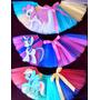 Disfraz Souvenirs Tutu Little Pony ( X 5 Unidades)