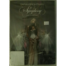 Sarah Brightman Symphony Live In Vienna Dvd Nuevo