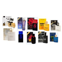 Kit 2 Perfumes 100ml Paris Elysees Fragrâncias Variadas