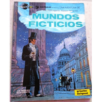 Vinta Ge Revista Mundos Ficticios Años 70s