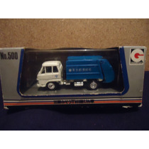 Camion Recolector Edai Grip, World Zechin, Tomica,japones