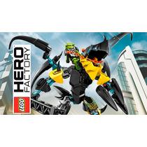 Lego 44020 Hero Factory Flyer Beast Vs. Breez Nuevo Oferta !