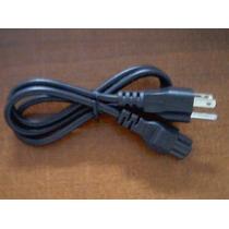 Cable De Corriente Laptop 3 Conectores Proyector Adaptador
