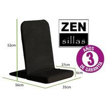 Zen Sillas Bordadas - Meditación Grupos Talleres Yoga Reiki