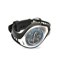 Hombres Nike Triax Swift 3i Azul Analógico Deportivo Reloj