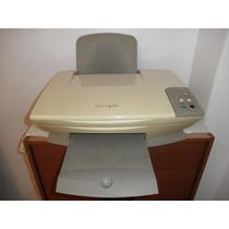 Impresora Multifuncional Lexmark X1270 Usada