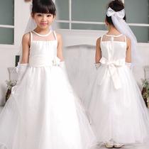 Vestido Niña Comunion Bautizo Promocion Importado T=12 Stock