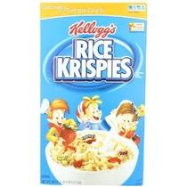 Rice Krispies Tostadas Cereales Arroz Cajas 18 Onzas (paquet