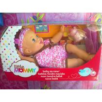Little Mommy Bebita Recien Nacida