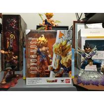 Sh Figuarts Goku Awakening Ver. Japonesa Nueva Y En Mano