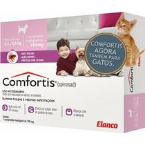 Antipulgas Comfortis Para Cães De 2,3 A 4,5kg Elanco