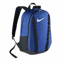 Mochila Nike Brasilia 7 Azul 100% Original