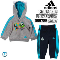 Conjunto Adidas Baby Disney Monsters University Original