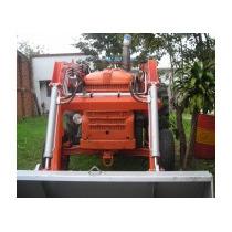 Tractor Fiat R60 Con Pala Cargadora De 3/4 M3