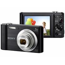 Camara Digital Sony W800 16gb Zoom 5x 20 Mp