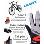 Guantes Bicibleta Giant Mujer - Touch Palm (tactil)
