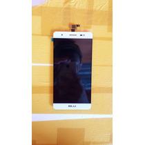 Lcd Display Completo + Touch Screen Blu Energy X Plus E030u