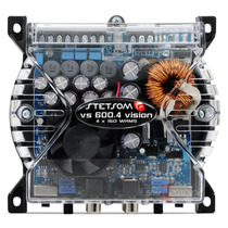 Modulo Stetsom V600.4 Digital V600 De 4 Canais+ Frete Grátis