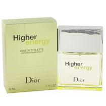 Perfume Dior Higher Energy Hombre 50ml Original Poco Uso