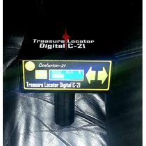 Detector De Metales Localizador De Tesoros Centurion.cambio