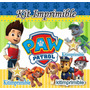 Kit Imprimible Paw Patrol Candy Bar Cumples Y Mas P