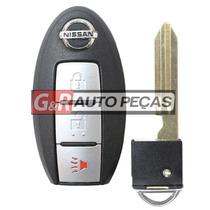 Chave Codificada Keyless Nissan Tiida