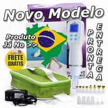 Novo Modelo Portátil Peeling De Diamante + Frete Grátis