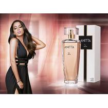 Perfume/colônia Da Cantora Anitta 100ml - Jequiti + Brinde