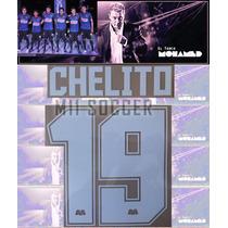 Estampados Monterrey Tercera 2011-2012 #19 Chelito