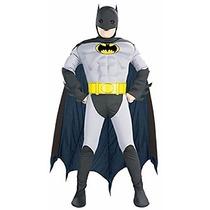 Disfraz Super Dc Heroes Deluxe Muscle Chest The Batman
