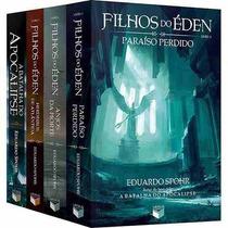 Livro Coleção Filhos Do Éden + A Batalha Do Apocalipse