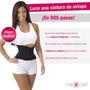 Faja Reductora Cintura De Avispa Miss Belt Original Tv