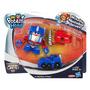 Mr Cara De Papa Transformers Optimus Prime Rescue Bots