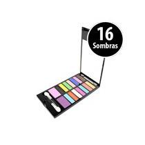 Kit De Sombras Ruby Rose Glamour Hb-226