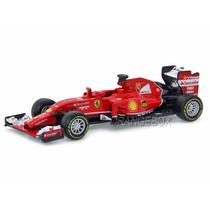 Fórmula 1 Ferrari F14t 2014 Fernando Alonso 1:43 36810-14-14