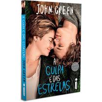 Livro A Culpa É Das Estrelas - Versão Capa Do Filme