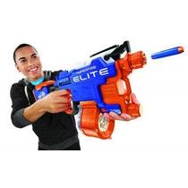 Pistola Nerf Hiperfire Élite De Hasbro Envío Gratis