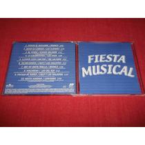 Fiesta Musical - Bronco Los Del Rio Payaso De Rodeo Cd Mdisk