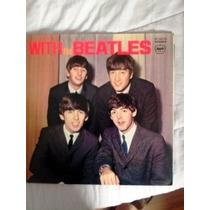 **the Beatles** **with The Beatles** **vinil Japonês**