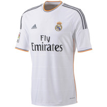 Playera Jersey Local Real Madrid 13/14 Hombre Adidas Z29356