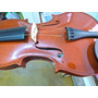 Violino 4/4, Marca Roma, Serie Am9275, De Luthier , Ano 2002