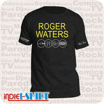 Playeras Roger Waters The Rolling Stone Pink Floyd Foro Sol