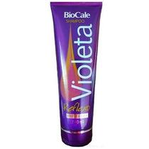 Shampoo Violet Matizador 240ml Biocale
