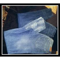 Jeans Ricky Sarkany & Sofía Liquido Ya!