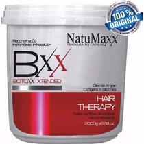 Btox Natumax Red Reconstrução Capilar 2kg