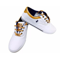 Sapatênis, Tênis, Sapato Polo Ralph Lauren Couro